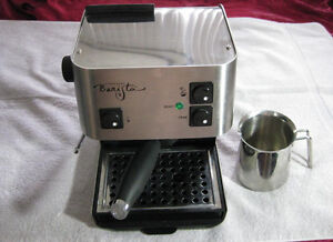 Starbucks Barista Espresso / Cappuccino Maker Machine