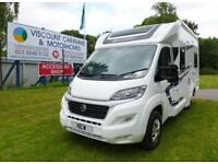 2018 SWIFT ESCAPE 664, 4 BERTH, FREE CANOPY AND COMFORT PACK, MOTORHOME