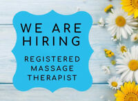Registered Massage Therapist for Busy Clinic