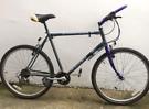 "Raleigh gridstone mountain hybrid bike. 22"" extra large frame. Working"