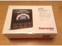 Raymarine P70s Autopilot control head, Latest edition