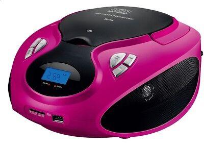 CD-Player   CD-Radio   Stereoanlage   Kompaktanlage   Boombox   Kinder Radio  