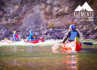 Learn to Canoe Whitewater!