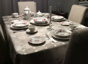 8 place setting China set