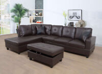 Huge warehouse sale on sectionals, sofas, recliners, pull out