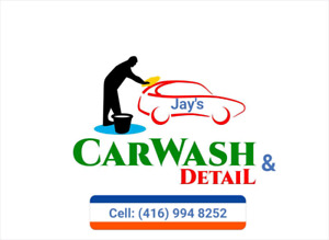 Car Wash & Detailing  Please massage or text me for appointment