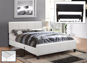 Brand new upholstered queen beds (BEST PRICE, PAY ON DELIVERY) Oakville / Halton Region Toronto (GTA) image 2