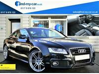 2010 10 Audi A5 3.0 TDI 245 S-Line Quattro S-Tronic Coupe KEYLESS | BLUETOOTH