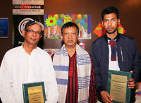 MJMF's Ekushey Youth Awards Ceremony