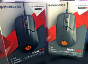 Rival 310 RGB Gaming Mouse by Steel Series