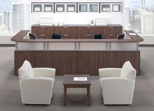 Office Furniture Nova Scotia - Reception Desk starting @ $598