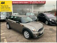 2011 MINI Mini ONE D HATCHBACK Diesel Manual