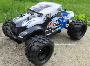 New RC Hobby-Class Trucks and Rally Cars 1/24 Scale