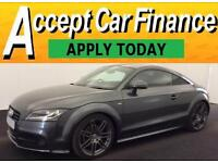 Audi TT Coupe FROM £85 PER WEEK!