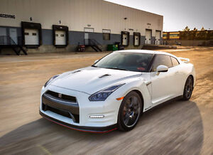 New MINT ! 2016 Nissan GT-R 5000km red interior Armytrix exhaust