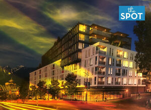 """The Spot"" Brand new development for rent"