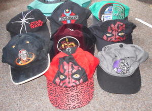 Star Wars Hats - Kids & Adult Sizes - Baseball & Toque & Bucket