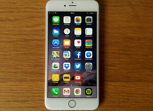 White Apple iPhone 6 16GB Rogers!