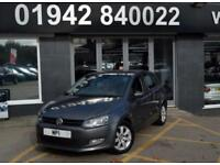 2013 63 VOLKSWAGEN POLO 1.2 MATCH EDITION 5D 59 BHP 5DR PETROL HATCH, 1 OWNER
