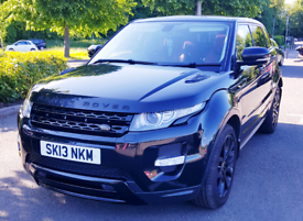 Range rover evoque dynamic lux for sale may PX for BMW/ AUDI/MERCEDES