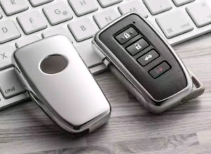 High quality flexible luxury fob key cover