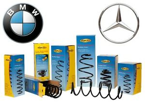 Front and Rear Shock/coil spring/Control arm/Tie rod/Bearing/Lin