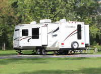 2008 Travel Trailer - 28 Ft with bunks