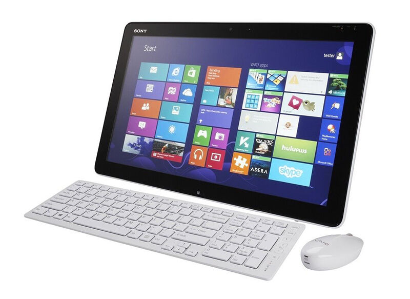 Sony Vaio Tap 20 All-In-One Desktop