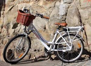 Electric Vintage Bicycle 36V Lithium Now Only $750 Sydney City Inner Sydney Preview