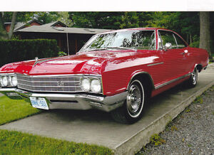 MY CLASSIC 1966 BUICK LESABRE IS AVAILABLE FOR YOU