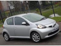 2008 58 Toyota AYGO 1.0 998cc engine, Platinum spec, 5 Doors, 74k Mileage