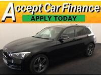 BMW 116 2.0TD 2013MY d Sport FROM £62 PER WEEK!