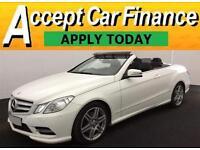 Mercedes-Benz E220 FROM £85 PER WEEK!