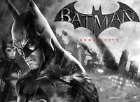 Batman: Arkham City Ps3 game