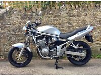 Suzuki Bandit 600 LOW MILAGE, EXCELLENT CONDITION