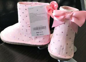 Brand NEW Boots, Sandals, & Shoes Size 6 & 30-36mos