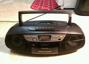 Panasonic Power/Blaster RX-DS27 ( Boombox )
