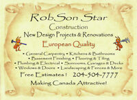 *** EXPERT PAINTING SERVICE *** EUROPEAN TRAINT CRAFTSMAN ***