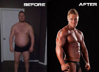 $250 ONE TIME FEE CUSTOM PROGRAM - LOSE FAT AND BUILD MUSCLE