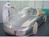 Vehicle Body repairs / accident Damage / alloy wheel refurb /