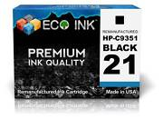 HP 21 Ink Cartridge New