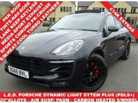 2016 66 PORSCHE MACAN 3.0T V6 (360 PS) GTS PDK 4WD 5DR (S/S) + £14K EXTRAS