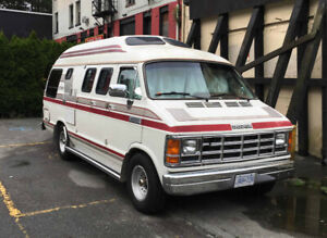 1987 Dodge Camper van for sale