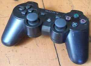 Two PS3 Controllers