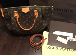 Authentic Louis Vuitton Turenne MM