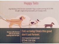 Dog Walker and Pet Services