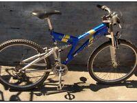 Saracen ikon bike. Saracen bike . Mens bike . Boys bike . Mountain bike . Bike