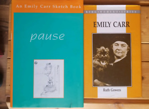 Emily Carr, Canadian Art, Biography, Literature Collection