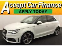 Audi A1 2.0TDI ( 143ps ) Sportback 2014MY Black Edition FROM £57 PER WEEK !
