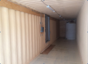 Shipping / Storage Containers